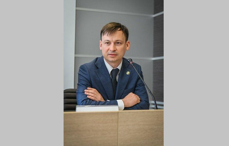 Руководителем госкомитета Татарстана по закупкам назначили Руслана Сабирова