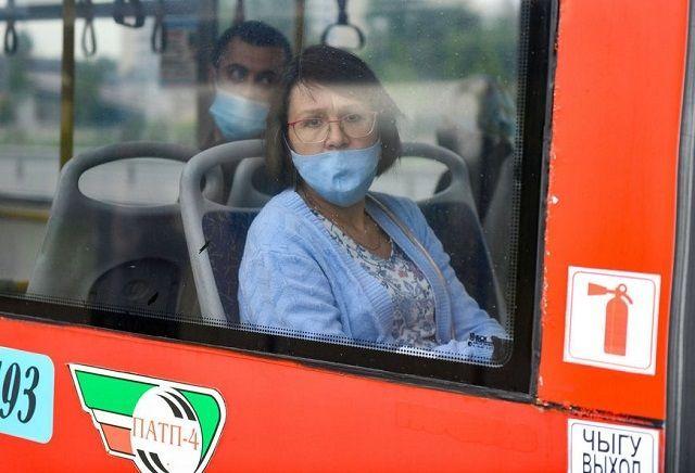 В Казани на два месяца поменяют схему движения сезонного автобуса №111c