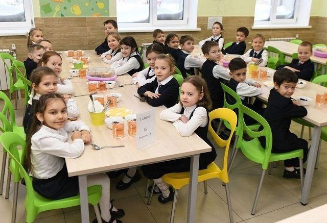 К 1 сентября число школьных ресторанов в Казани планируют увеличить в два раза