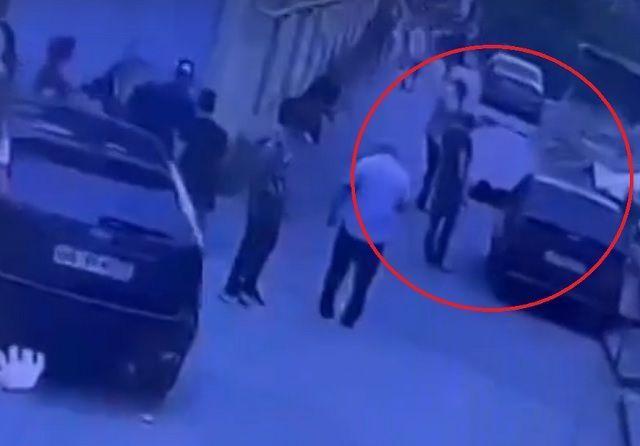 В сеть слили видео с моментом убийства судебных приставов в Адлере
