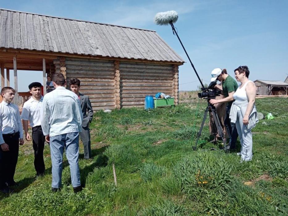 ТНВ  Ульяновск өлкәсендә Шамил Усмановка багышланган тапшыру төшерә