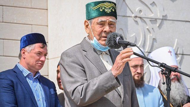 В Казани открыли выставку в честь 30-летия избрания первого президента Татарстана