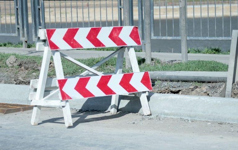 В Казани почти на месяц ограничат движение по улице Бирюзовая
