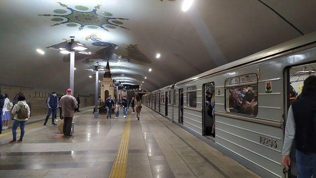 В Казанском метрополитене запустили тестовую зону 5G