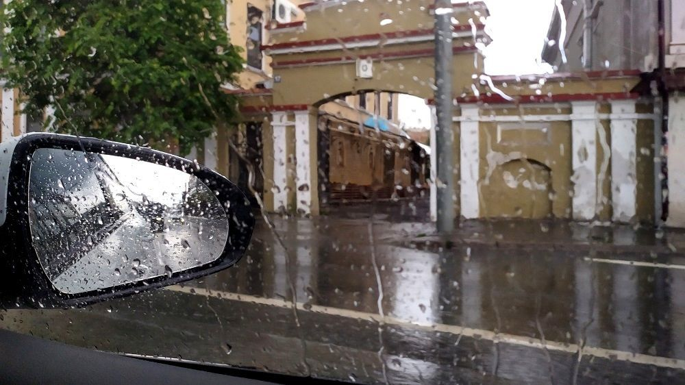 В Татарстане неделя начнется с жары, дождей и гроз