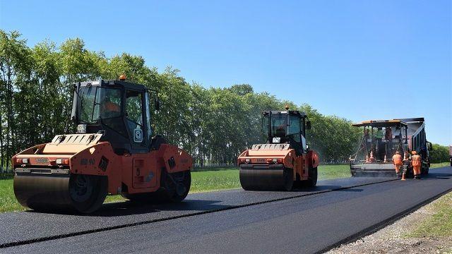 В Татарстане по нацпроекту завершается ремонт участка дороги Актаныш — Муслюмово