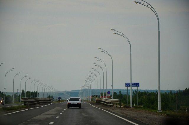 На участке трассы Казань — Оренбург продлили ограничение проезда большегрузов