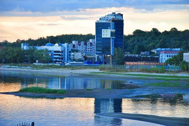 Участники из 44 стран прислали заявки на конкурс благоустройства берега Казанки