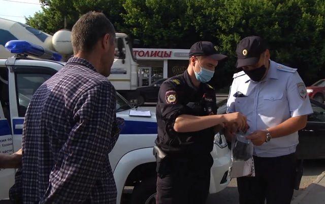 В Казани пенсионерка помешала мужчине ограбить часовню