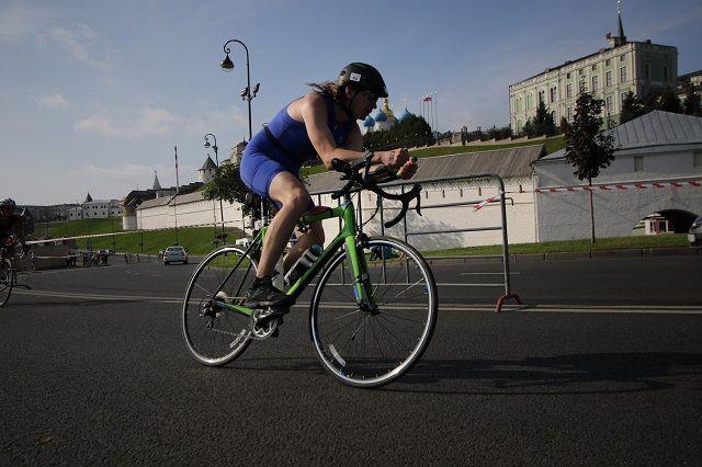 В Казани из-за соревнований по триатлону перекроют ряд улиц