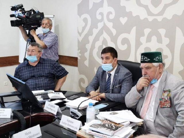 В Казани представлена книга, описывающая подвиг пермских татар в годы войны