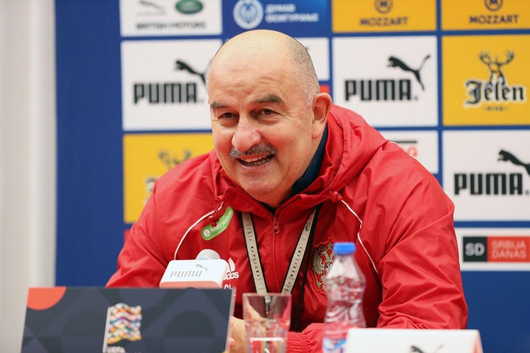 Черчесов рассказал про свет в конце тоннеля после вылета сборной России с Евро