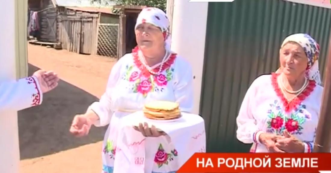 """Әйдә, Татарстан!"" - Татарстандагы мари авылы"