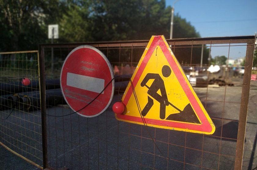 В Казани на месяц ограничат движение по улице 2-я Юго-Западная