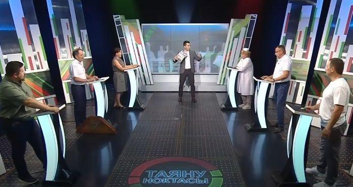 """Марий Эл татарлары тормышы - """"Таяну ноктасы"""""""