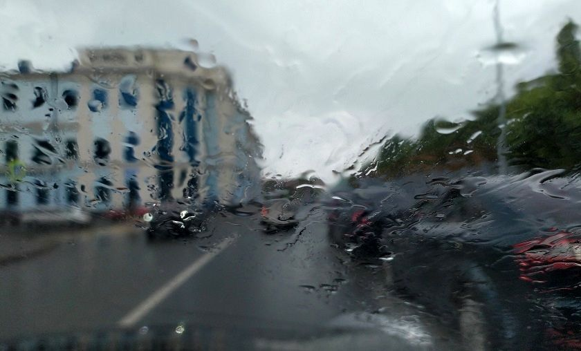 На небесном фронте без перемен: в Татарстане дожди и грозы