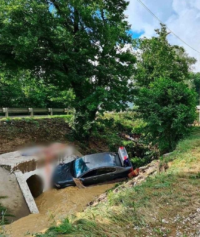 В Краснодарском крае в результате наводнения погибли четыре человека