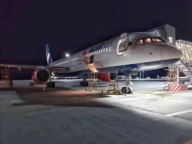 Вылетевшему из Казани в Анталью самолету пришлось экстренно вернуться