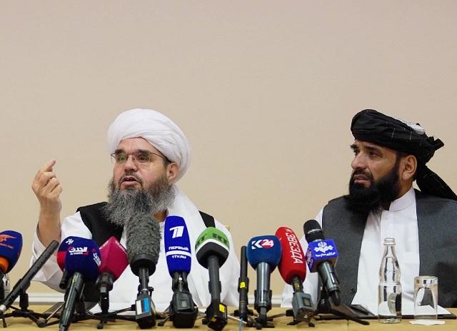 «Талибы в Москве»: как политика Кремля взбудоражила мир и россиян
