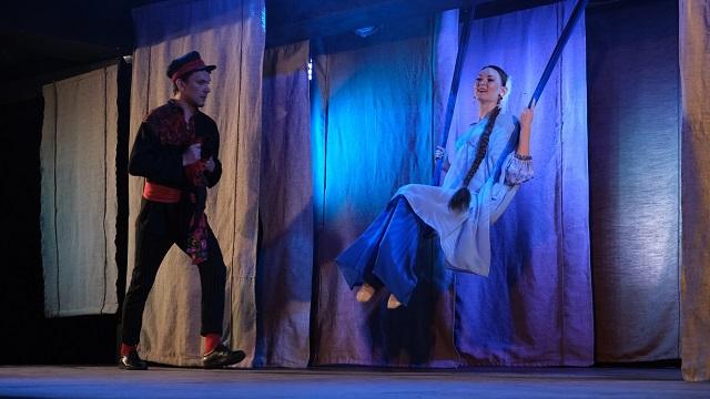 """""""Театр на Булаке"""" Рөстәм Миңнехановка яңа мәйданчык тәкъдим итүне сорап мөрәҗәгать итте"""