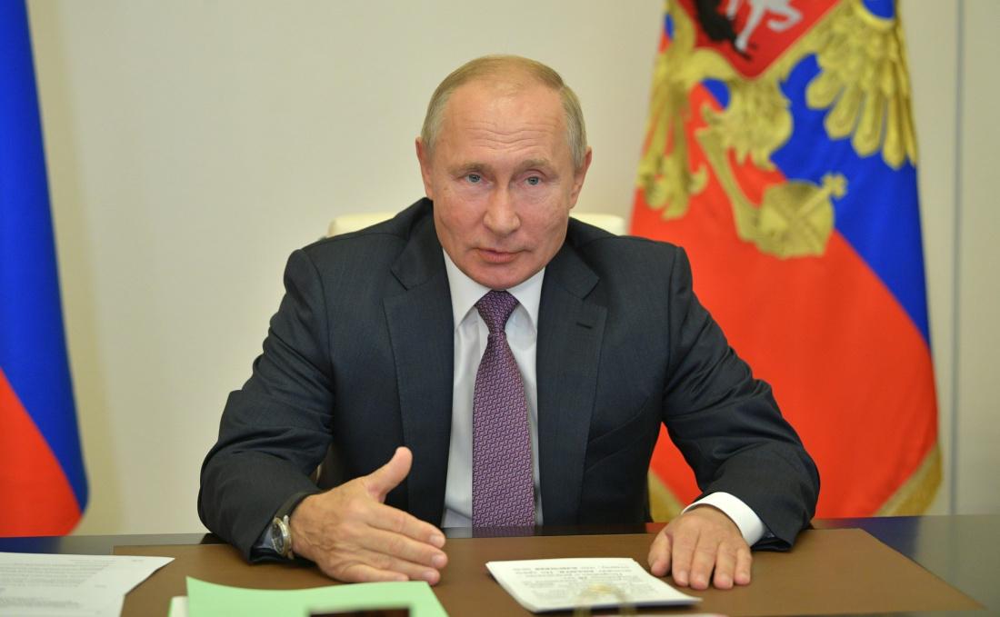 «Особенный год»: Песков объяснил, почему Путин не поедет на ОИ в Токио