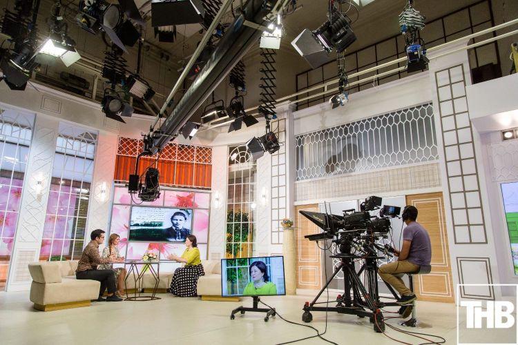 ТНВ телеканалында яңа сезонга әзерлек эшләре бара