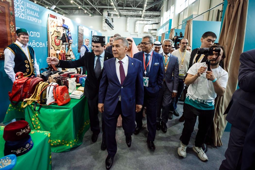 Казанда Халыкара хәләл индустрия күргәзмәсе – «RUSSIA HALAL EXPO» узачак