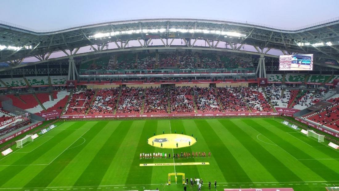 Матч Россия - Хорватия могут перенести из Москвы в Казань