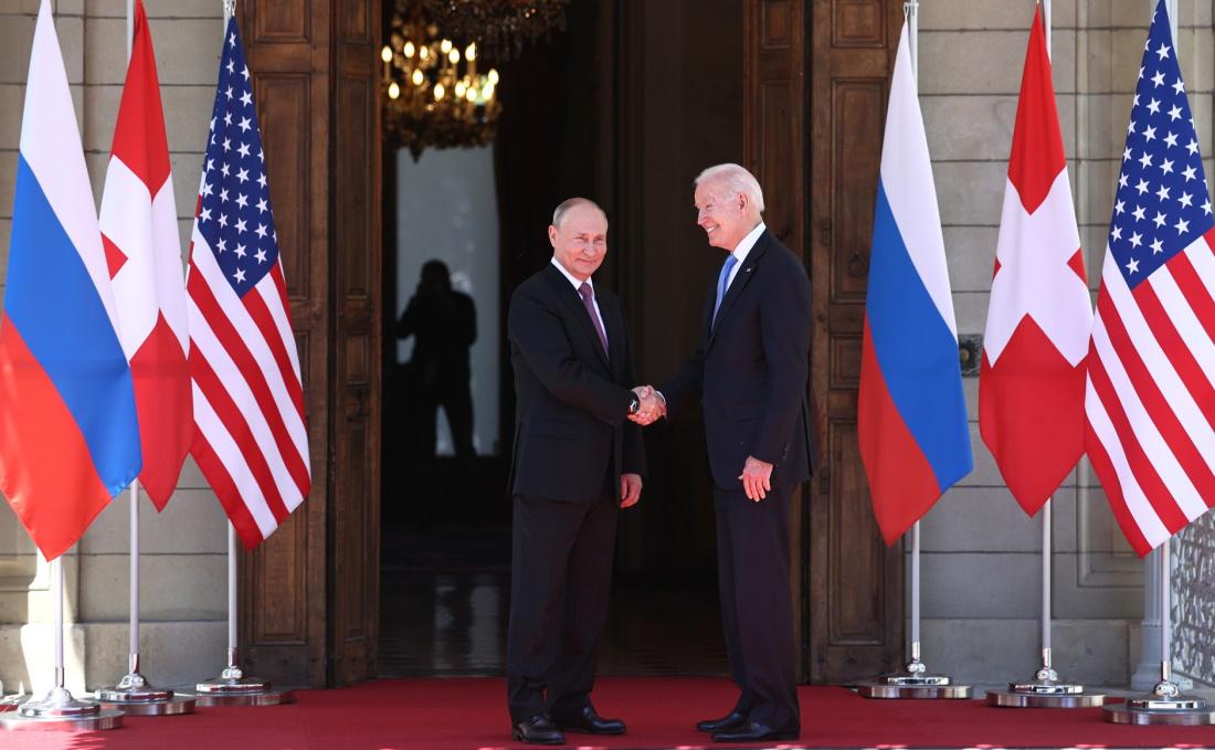 """Президент США назвал Путина опасным, так у него есть """"реальная проблема"""""""