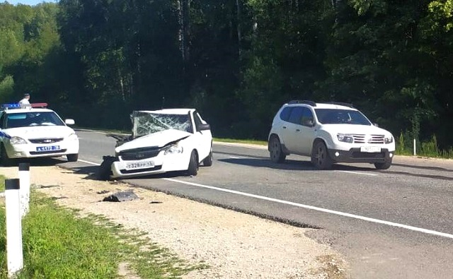 Уснувший за рулем водитель Lexus устроил смертельную аварию на трассе в РТ