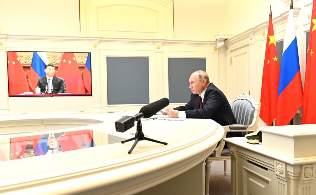 Путин направил соболезнования председателю КНР по поводу трагедии в провинции Хэнань