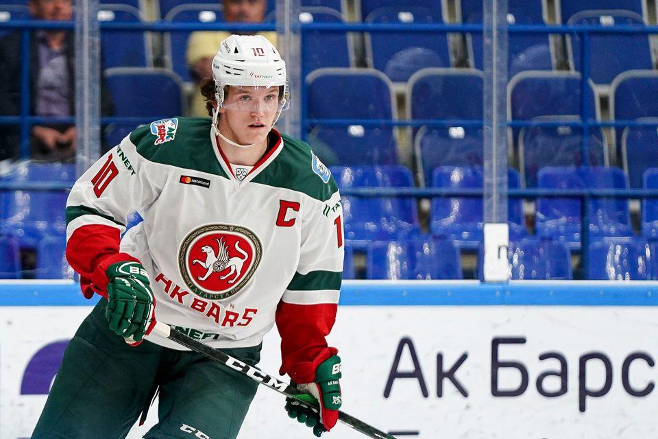 Дмитрий Воронков: «Соперник клюшкой попал в глаз, сначала было неприятно»