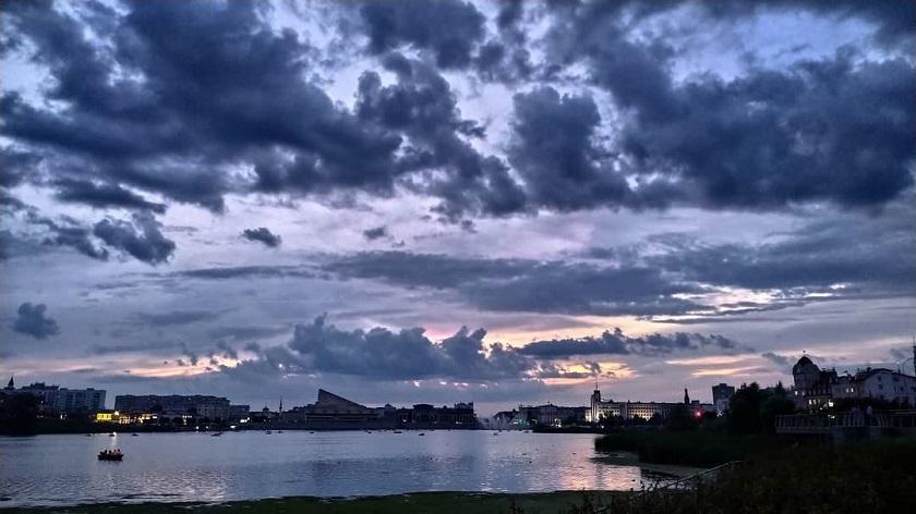 ВТатарстане объявили штормовое предупреждение из-заливней и мощного ветра