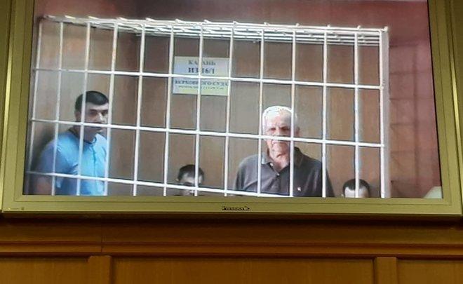 Экс-председателя ТСЖ «Азино-1» закрыли накарантин вказанском СИЗО