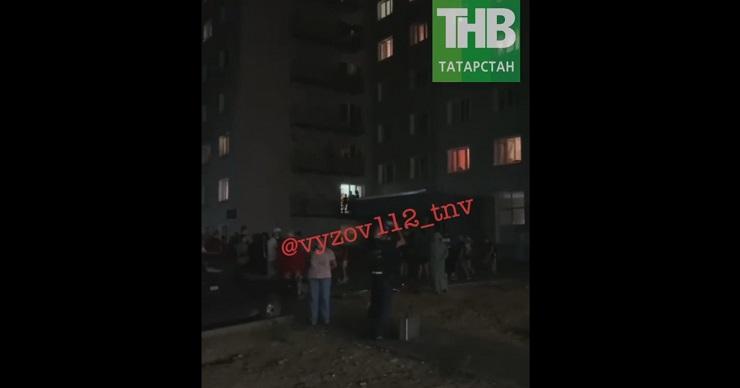 Казанда 13 яшьлек кыз ябык фатирда янгында үлгән
