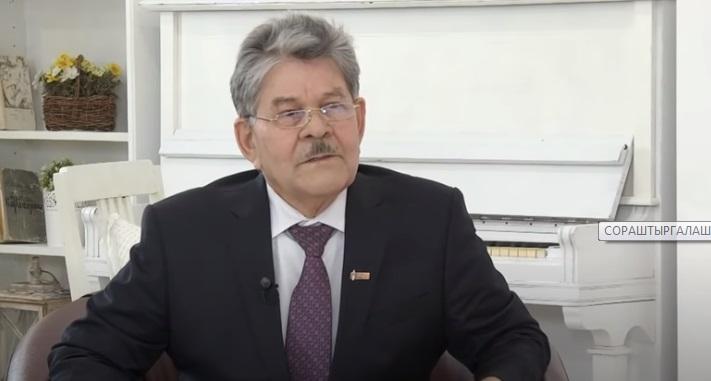 Язучы, профессор һәм бакчачы Фарсель Зыятдинов вафат булган