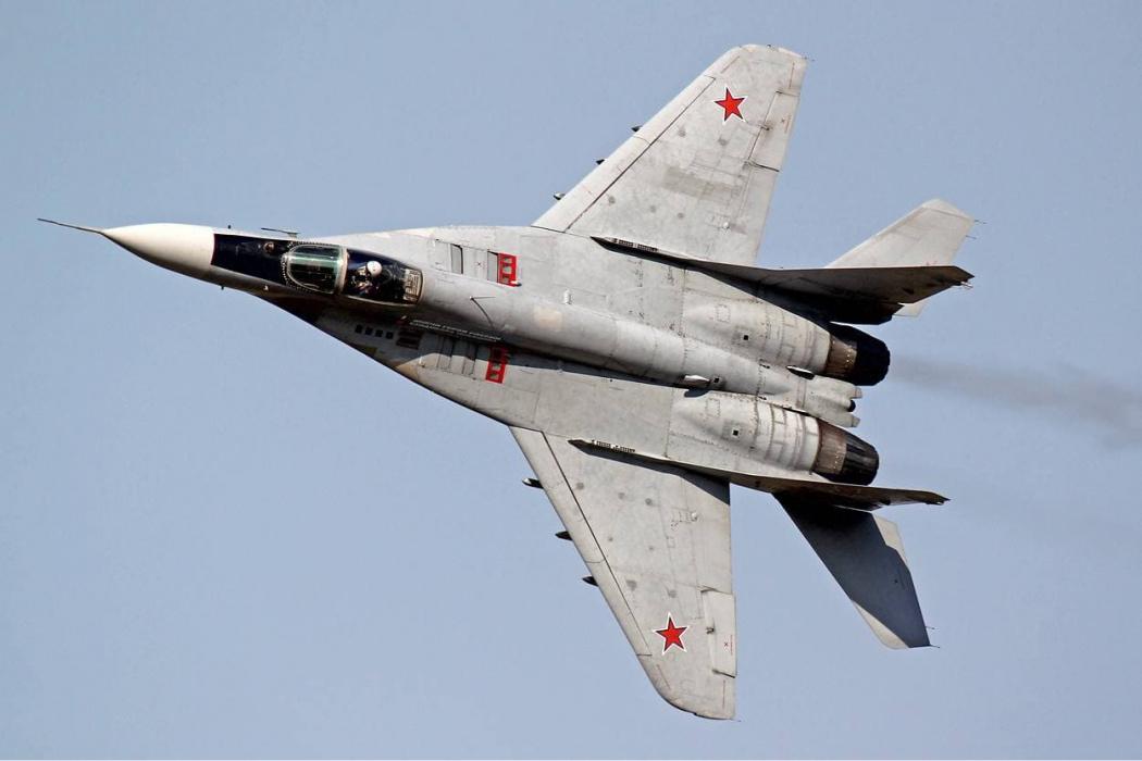 Әстерхан өлкәсендә МиГ- 29 истребителе ватыла