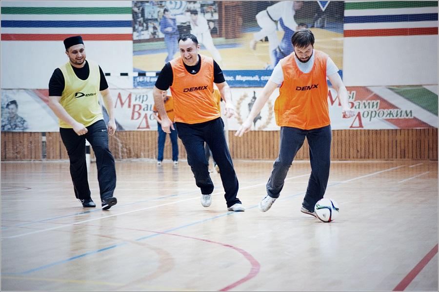 Әлмәт мөхтәсибәте мини-футбол турниры уздыра