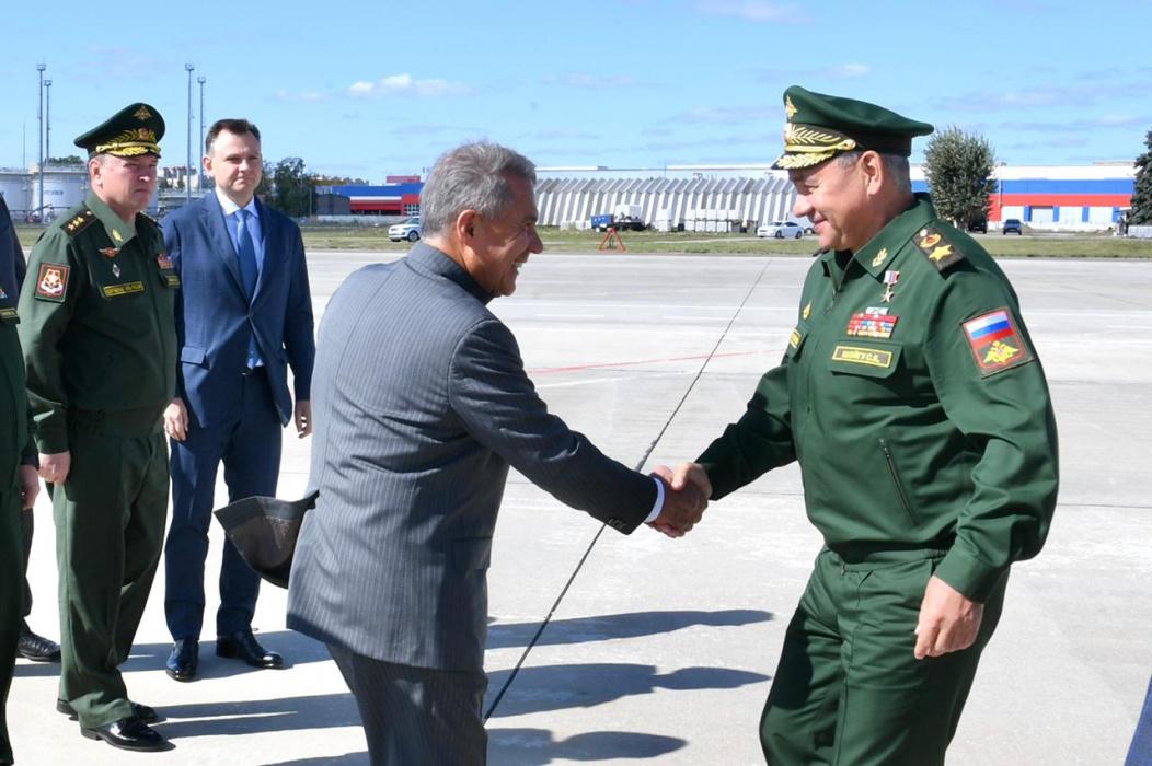 Казанга Россия оборона министры Сергей Шойгу килде
