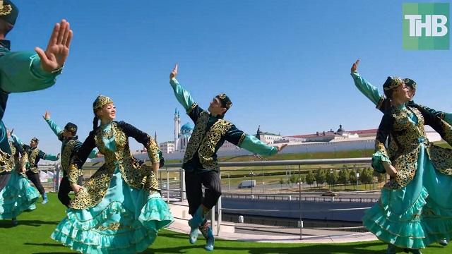 Рөстәм Миңнеханов Татарстан көне уңаеннан ТНВ төшергән видео белән уртаклашты