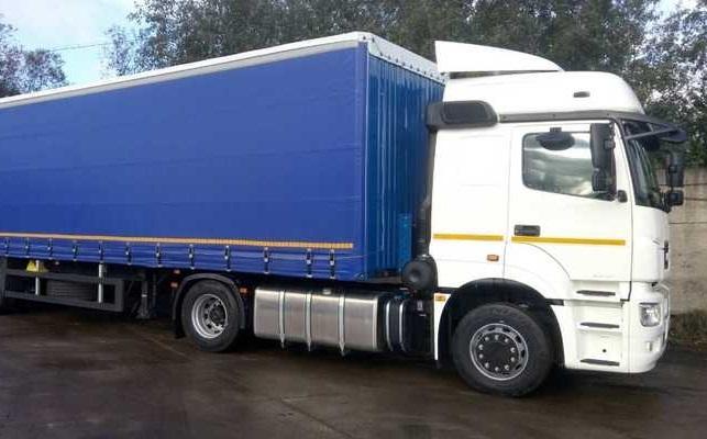 Поиск грузов для перевозки. Грузоперевозки в РФ