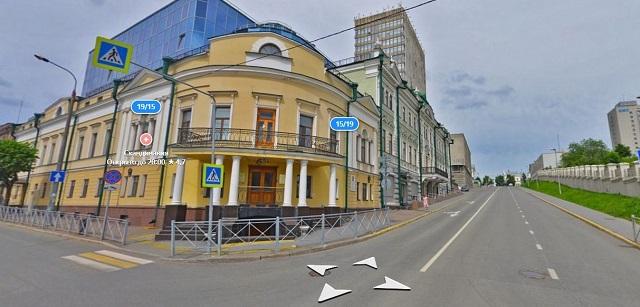 В Казани улица Профсоюзная на два дня станет пешеходной