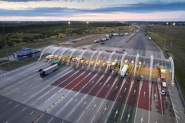 Для строительства трассы М-12 возвели 27 стройгородков и 269 км временных дорог