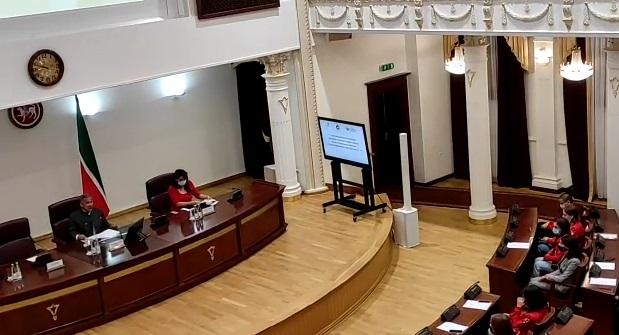 WorldSkills Russia - «Яшь профессионаллар» милли чемпионаты җиңүчеләрен Казан Кремлендә ничек хөрмәтләделәр?