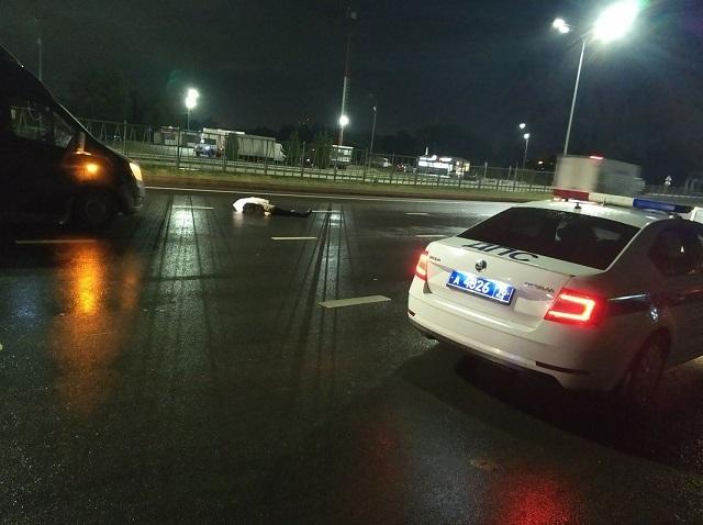 В Челнах водитель иномарки насмерть сбил пешехода