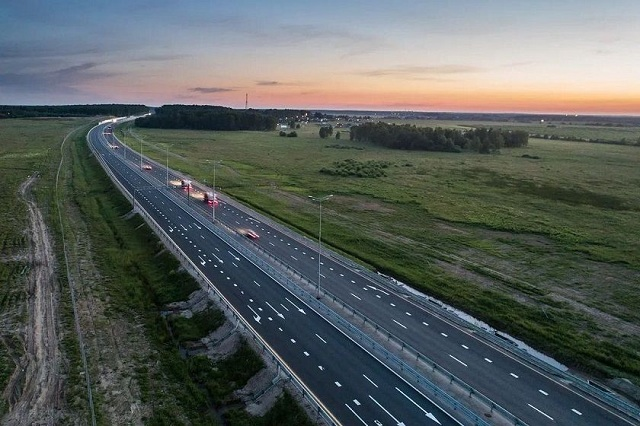 При строительстве трассы М-12 может появиться около 80 000 новых рабочих мест