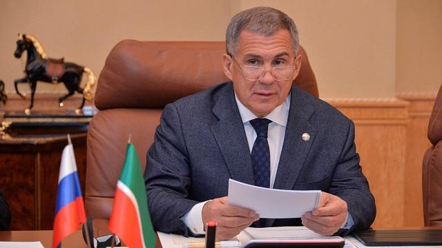 Минниханов назначен председателем Совета директоров ПАО «Туполев»
