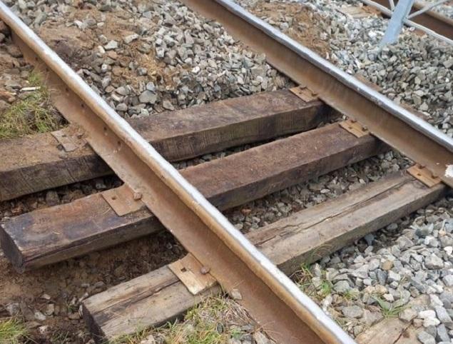 В Казани идет ремонт трамвайных путей по маршрутам №4 и №5