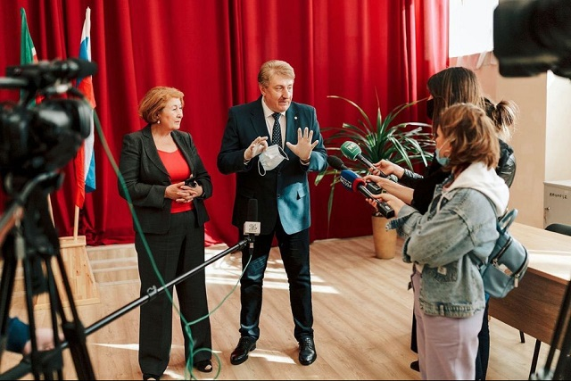 Андрей Кондратьев: Татарстан актив рәвештә тавыш бирә