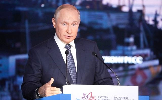 Путин подписал указ о выплатах блокадникам и награжденным за оборону Ленинграда